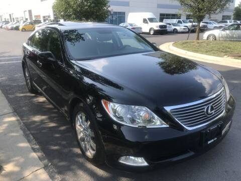 2007 Lexus LS 460 for sale at Dotcom Auto in Chantilly VA