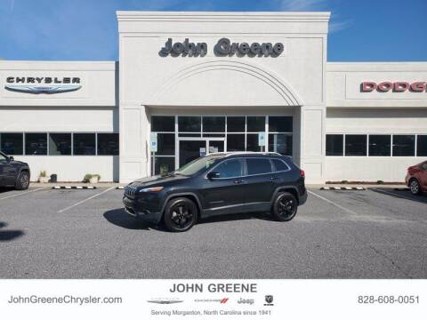 2016 Jeep Cherokee for sale at John Greene Chrysler Dodge Jeep Ram in Morganton NC