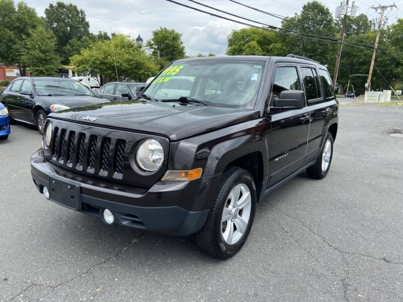 2014 Jeep Patriot for sale at Starmount Motors in Charlotte NC
