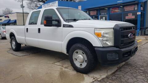2015 Ford F-250 Super Duty for sale at Capital Motors in Raleigh NC