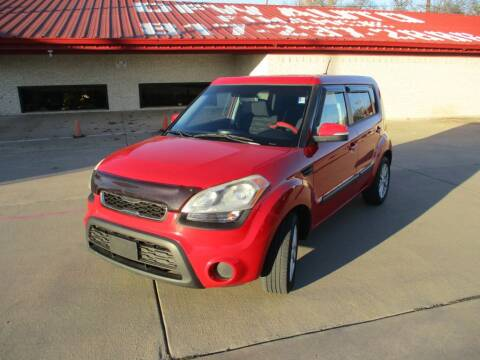 2013 Kia Soul for sale at DFW Auto Leader in Lake Worth TX