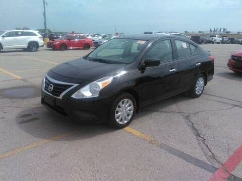 2016 Nissan Versa for sale at NORTH CHICAGO MOTORS INC in North Chicago IL