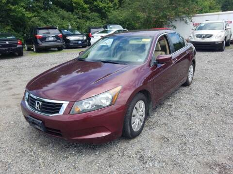 2008 Honda Accord for sale at Complete Auto Credit in Moyock NC
