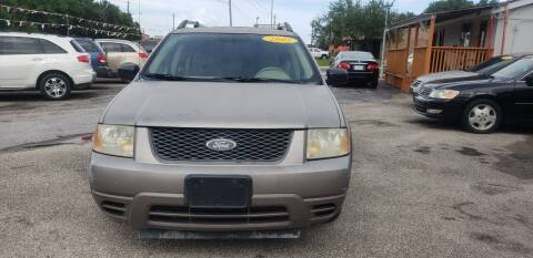 2005 Ford Freestyle for sale at Anthony's Auto Sales of Texas, LLC in La Porte TX