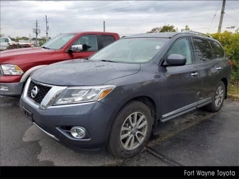 2014 Nissan Pathfinder for sale at BOB ROHRMAN FORT WAYNE TOYOTA in Fort Wayne IN