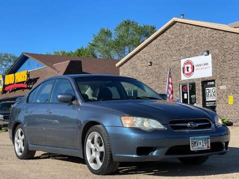 2006 Subaru Legacy for sale at Big Man Motors in Farmington MN