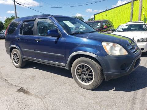 2005 Honda CR-V for sale at Empire Auto Group in Indianapolis IN