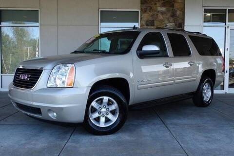 2014 GMC Yukon XL for sale at Griffin Mitsubishi in Monroe NC