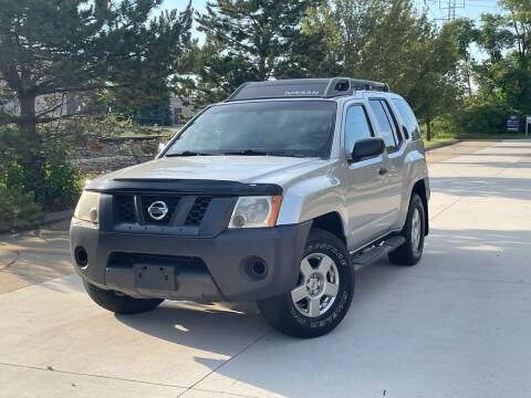 2008 Nissan Xterra for sale at A & R Auto Sale in Sterling Heights MI