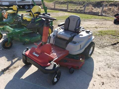 2015 Exmark Quest 50'' for sale at Koop's Sales and Service in Vinton IA