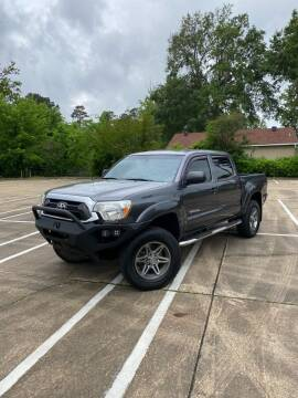 2014 Toyota Tacoma for sale at BLANCHARD AUTO SALES in Shreveport LA