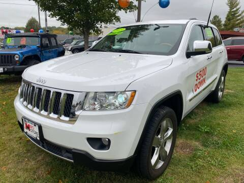2013 Jeep Grand Cherokee for sale at Miro Motors INC in Woodstock IL