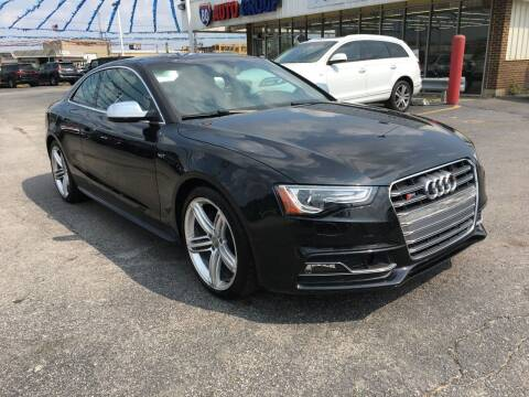 2013 Audi S5 for sale at I-80 Auto Sales in Hazel Crest IL