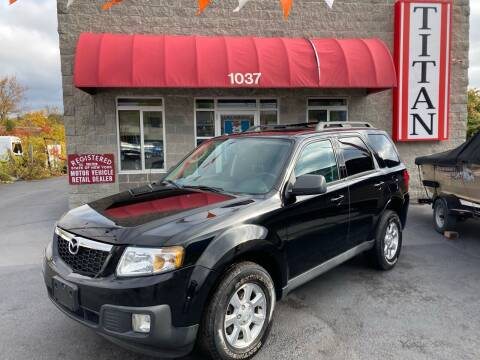 2009 Mazda Tribute for sale at Titan Auto Sales LLC in Albany NY