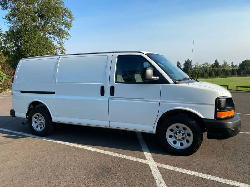 2011 Chevrolet Express Cargo for sale at AC Enterprises in Oregon City OR