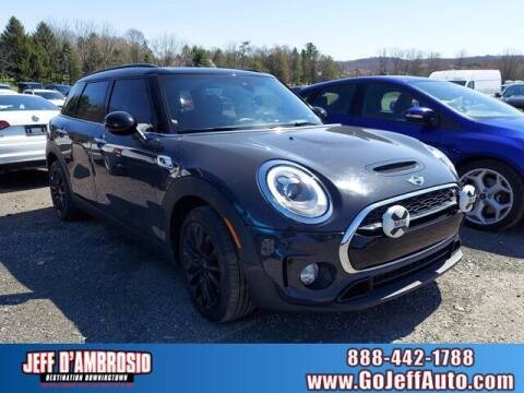 2017 MINI Clubman for sale at Jeff D'Ambrosio Auto Group in Downingtown PA