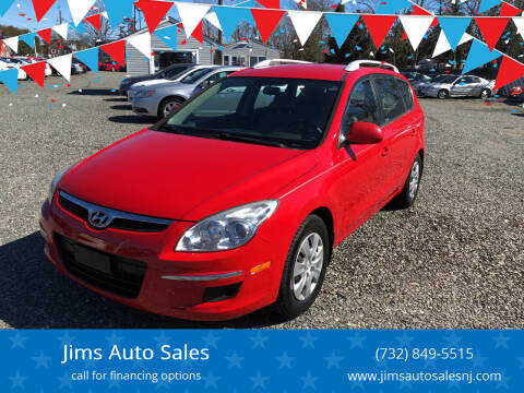 2011 Hyundai Elantra Touring for sale at Jims Auto Sales in Lakehurst NJ