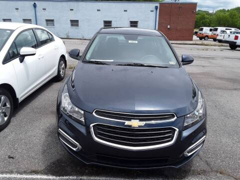 2016 Chevrolet Cruze Limited for sale at Auto Villa in Danville VA