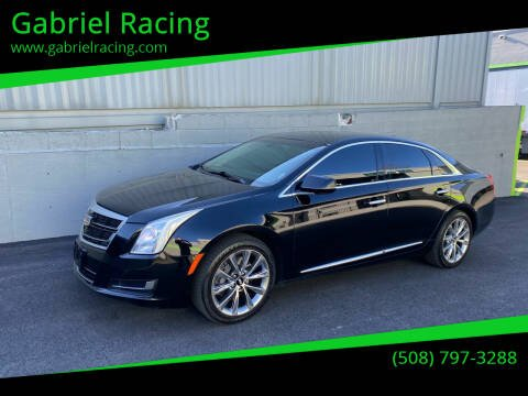 2017 Cadillac XTS Pro for sale at Gabriel Racing in Worcester MA