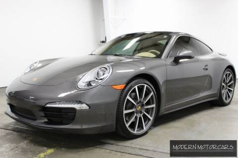 2015 Porsche 911 for sale at Modern Motorcars in Nixa MO