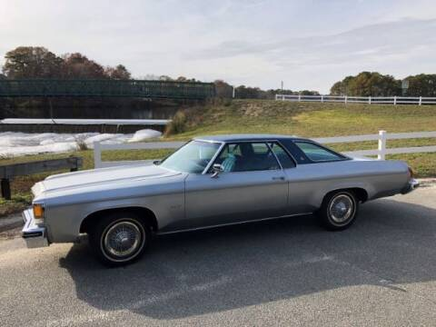 1976 Oldsmobile Delta Eighty-Eight for sale at Classic Car Deals in Cadillac MI