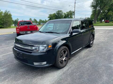2013 Ford Flex for sale at Erie Shores Car Connection in Ashtabula OH