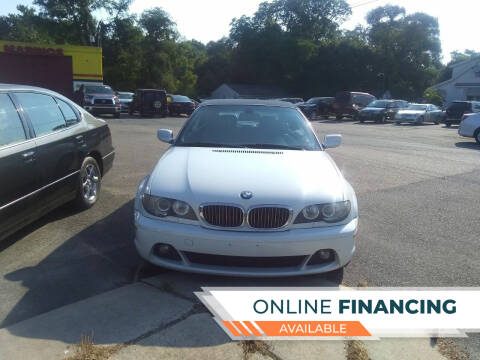 2006 BMW 3 Series for sale at Marino's Auto Sales in Laurel DE
