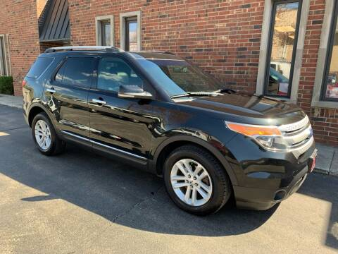 2012 Ford Explorer for sale at Riverview Auto Brokers in Des Plaines IL