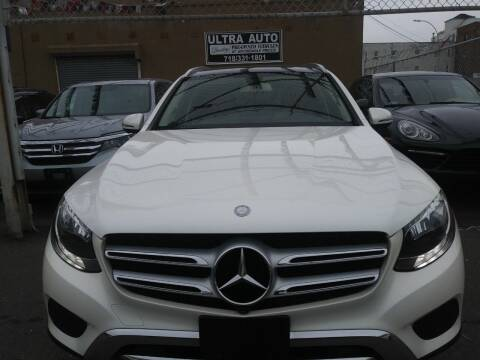 2016 Mercedes-Benz GLC for sale at Ultra Auto Enterprise in Brooklyn NY