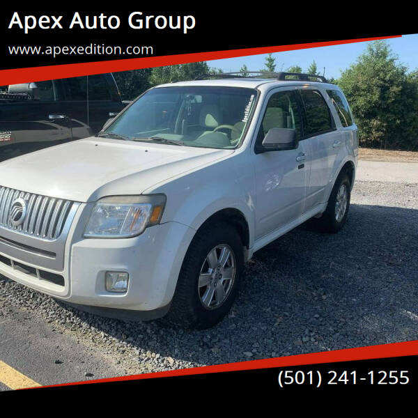 2010 Mercury Mariner for sale at Apex Auto Group in Cabot AR