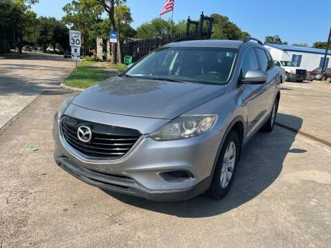 2015 Mazda CX-9 for sale at Newsed Auto in Houston TX