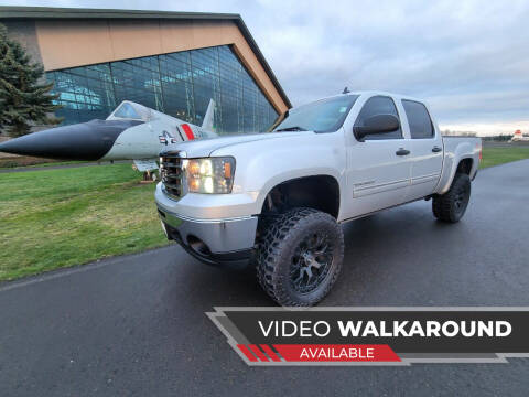 2013 GMC Sierra 1500 for sale at McMinnville Auto Sales LLC in Mcminnville OR