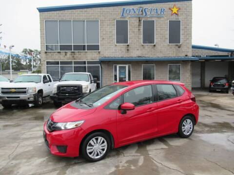 2015 Honda Fit for sale at Lone Star Auto Center in Spring TX