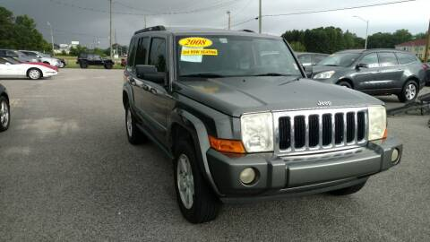 2008 Jeep Commander for sale at Kelly & Kelly Supermarket of Cars in Fayetteville NC