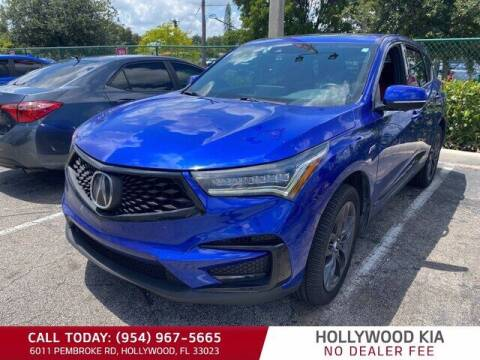 2019 Acura RDX for sale at JumboAutoGroup.com in Hollywood FL