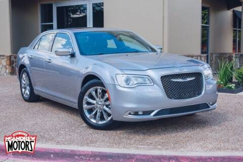 2015 Chrysler 300 for sale at Mcandrew Motors in Arlington TX