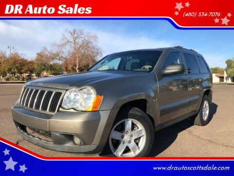 2006 Jeep Grand Cherokee for sale at DR Auto Sales in Scottsdale AZ