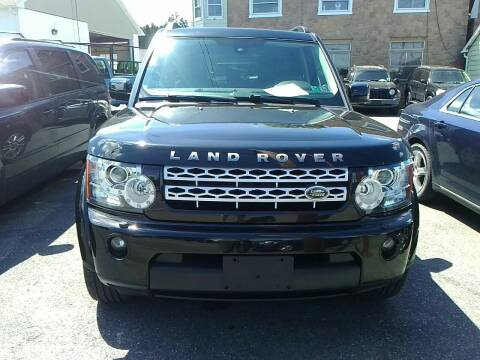 2011 Land Rover LR4 for sale at Paul's Auto Inc in Bethlehem PA