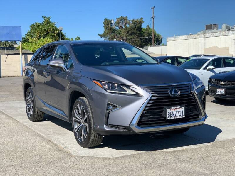 2018 Lexus RX 350L for sale at H & K Auto Sales & Leasing in San Jose CA