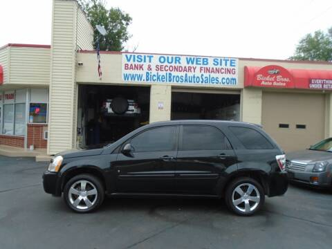 2008 Chevrolet Equinox for sale at Bickel Bros Auto Sales, Inc in Louisville KY
