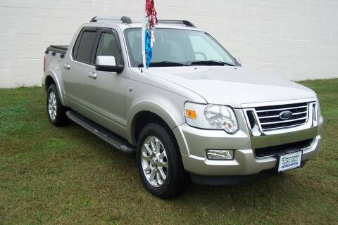 2007 Ford Explorer Sport Trac for sale at Dawsons Auto & Cycle in Glen Burnie MD