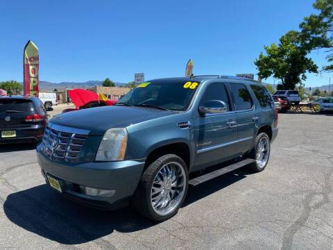2008 Cadillac Escalade for sale at TDI AUTO SALES in Boise ID