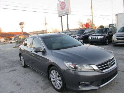 2013 Honda Accord for sale at Motor Point Auto Sales in Orlando FL