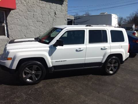 2016 Jeep Patriot for sale at Economy Motors in Muncie IN