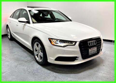 2012 Audi A6 for sale at AMG Auto Sales in Rancho Cordova CA