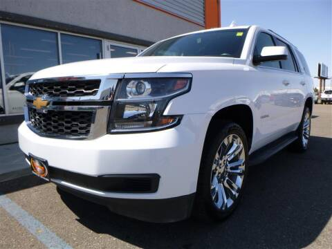 2019 Chevrolet Tahoe for sale at Torgerson Auto Center in Bismarck ND