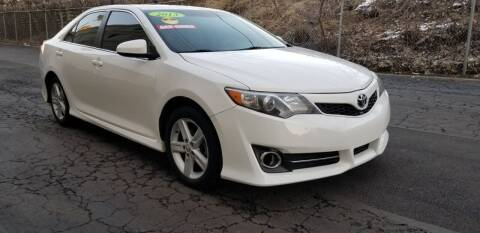 2013 Toyota Camry for sale at U.S. Auto Group in Chicago IL