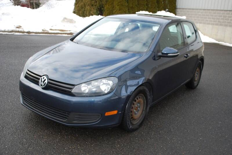 2012 Volkswagen Golf for sale at New Milford Motors in New Milford CT