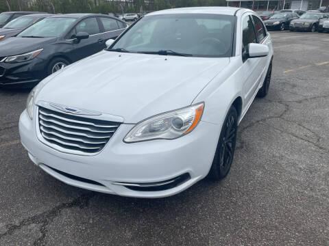2011 Chrysler 200 for sale at Certified Motors LLC in Mableton GA
