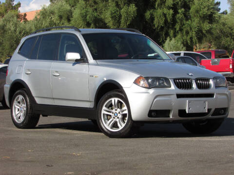 2006 BMW X3 for sale at Best Auto Buy in Las Vegas NV